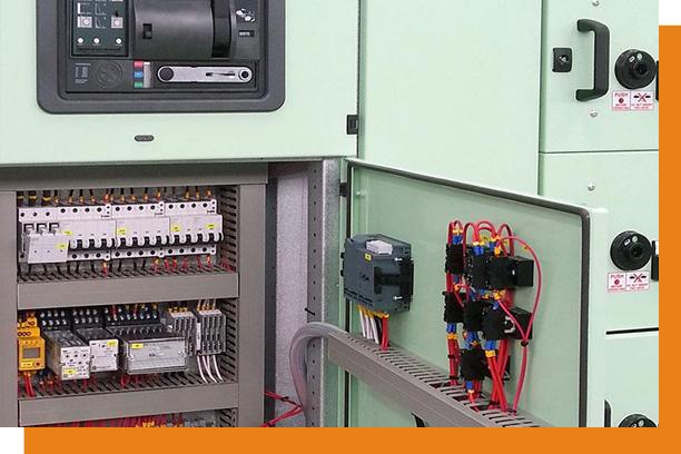 Programa de seguridad eléctrica y estudio del arco